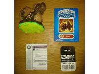 Skylanders Spyros Adventure Figure Bash As New Condition