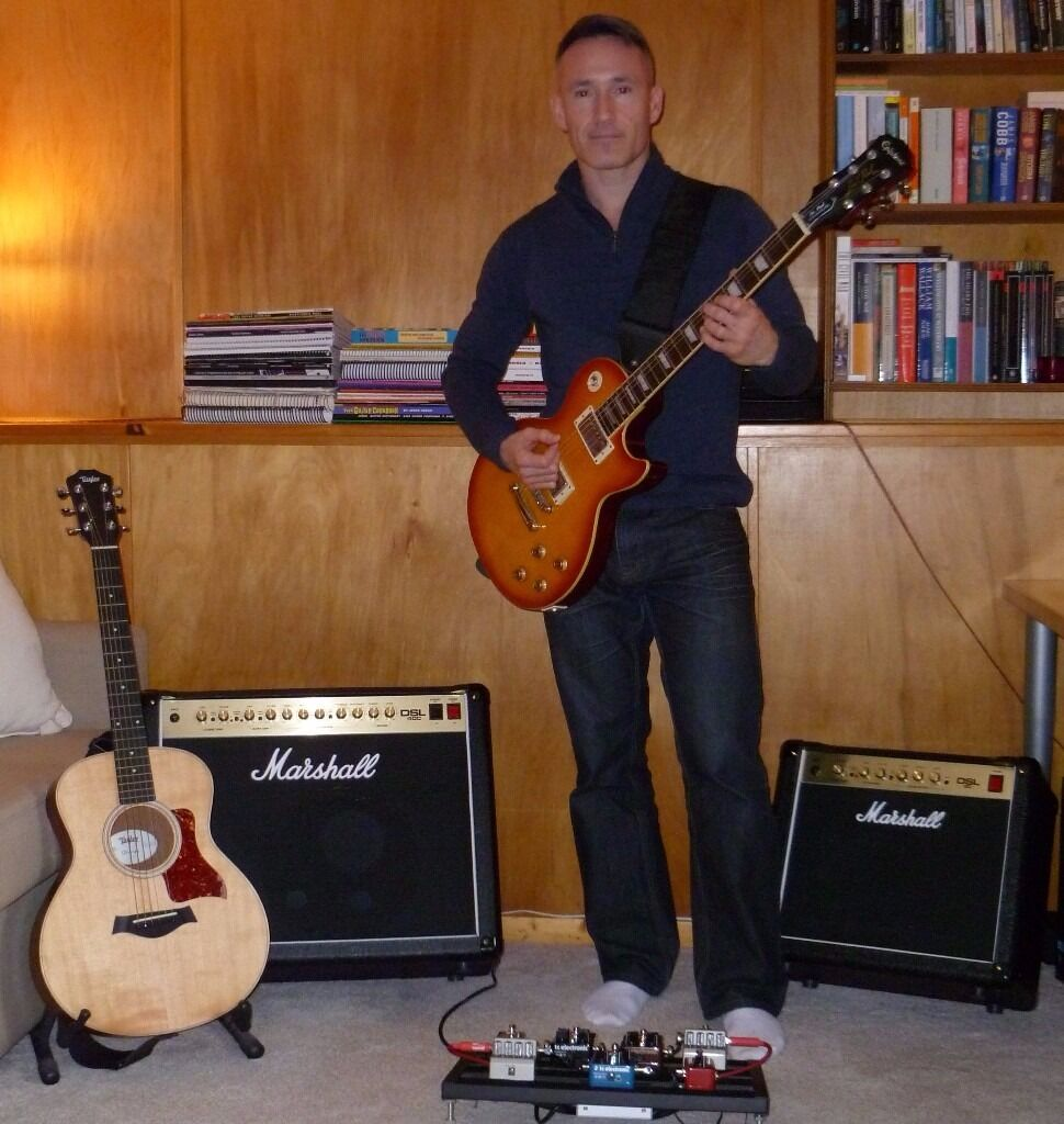 Rik's Guitar Tuition/Music Lessons, Birstall, Batley, West Yorks