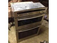 Double electric neff oven