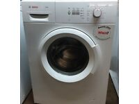 L19 Bosch WAB28061 6kg 1400Spin White A+Rated Washing Machine 1YEAR WARRANTY FREE DEL N FIT