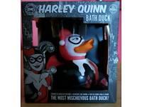 Harley quinn bath duck