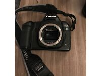 Canon camera 5d Mark ii only body ,original charger and one bag