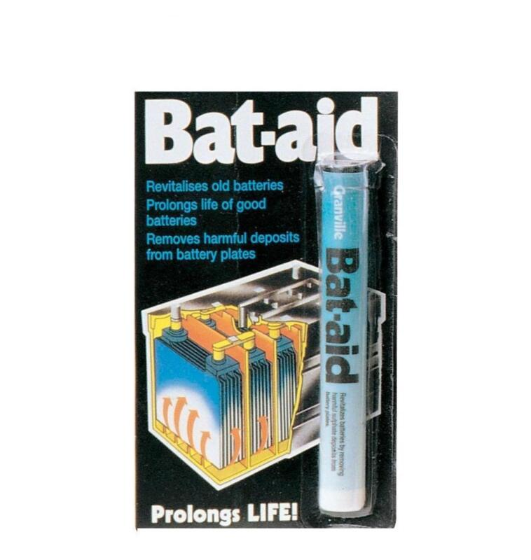 Car Lead Acid Battery Cell Rejeuvenator Reviver Life Extender 2/17m