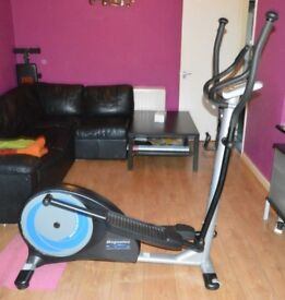 Cross trainer - 1 year old in very good condition
