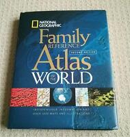 National Geographic - Family Reference Atlas of the World