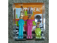 Pylones Happy Meal set of cutlery for a baby