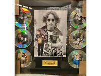 John Lennon Beatles CD montage £25 new