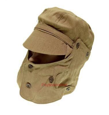Military Soviet Soldier Russian Army Afghanistan War Combat Cap Hat Mask - Soldier Hat