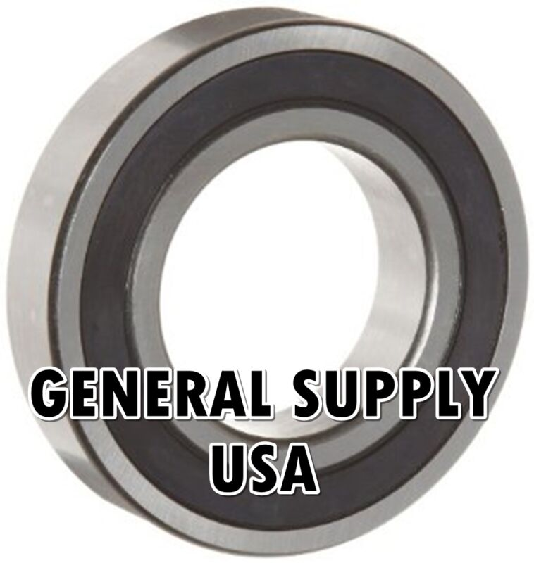 Stainles Steel S6205-2RS 6205 2RS bearings 25 x 52 x 15