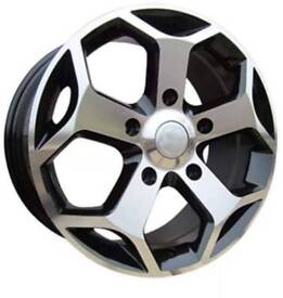 """18"""" FORD TRANSIT ST STYLE ALLOY WHEELS"""