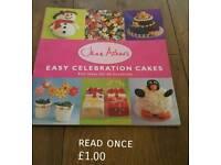 Easy celebration cakes