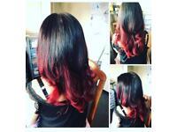 Mobile hairdresser, colour specialist technician