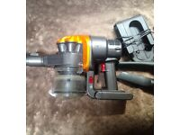 Dyson DC16 cordless Hoover in very good condition comes with tools And charger Very powerful