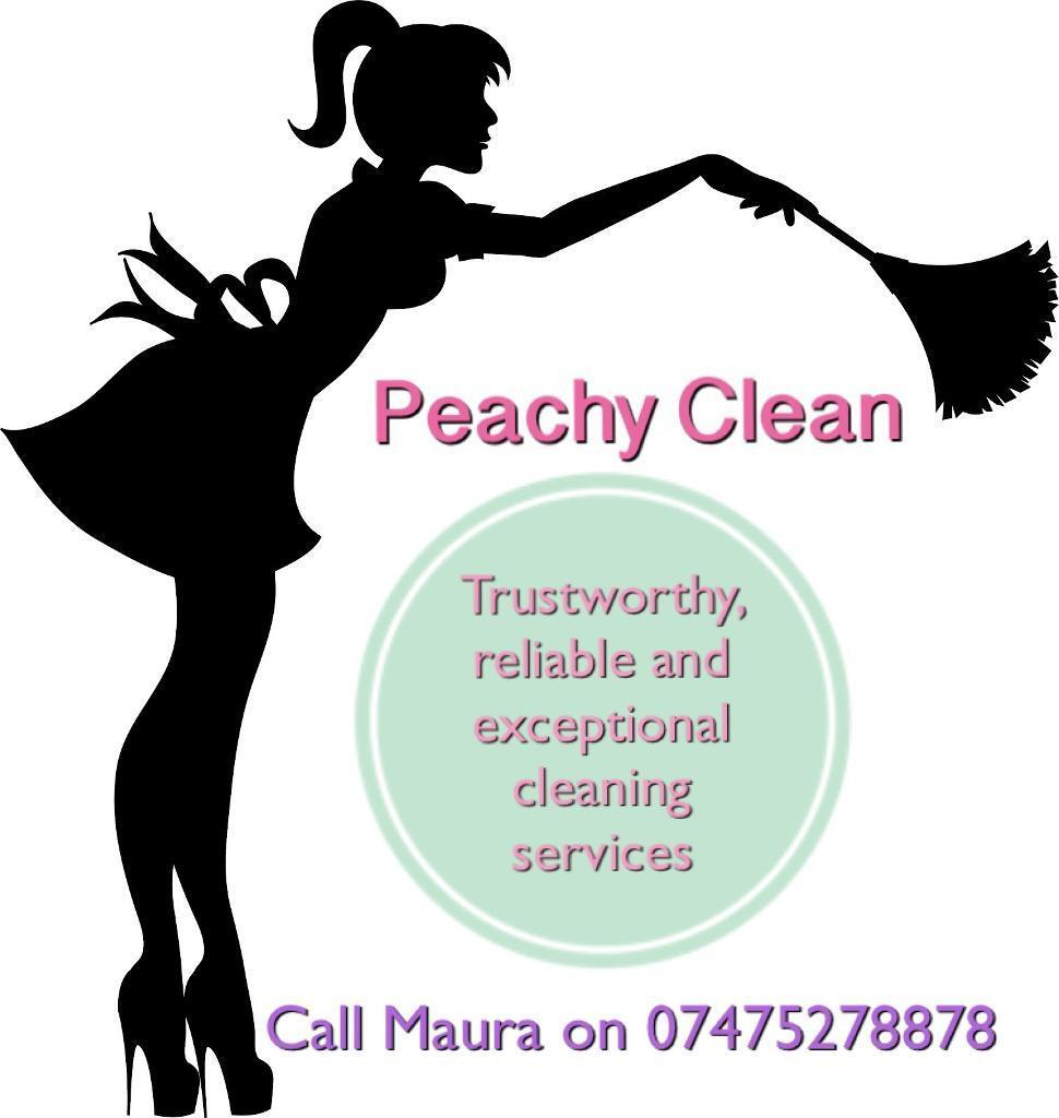 Peachy Clean Cleaning Services Trustworthy Professional And Reliable