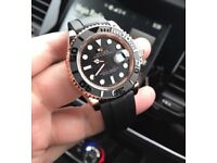 Rolex Yachtmaster 40 Everose Swiss Watch