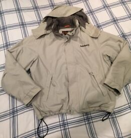 Timberland Jacket in Cream - £30