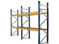 Racking heavy duty good condition