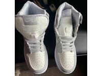 Nike running sport shoes Air jordan 1 Retro High Dior