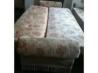 Sofa bed seati