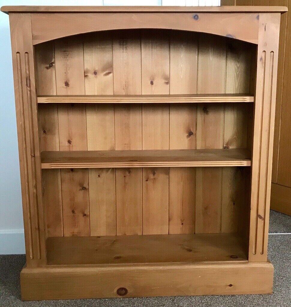 Low Pine Bookcase In Ely Cambridgeshire Gumtree