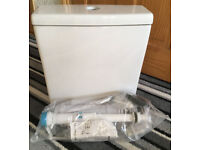 Ultra Micro Square Closed Coupled Cistern - W:375MM H:385MM D:145MM