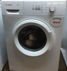 22 Bosch WAB28061 6kg 1400 Spin White A Rated Washing Machine 1 YEAR GUARANTEE FREE DEL N FIT