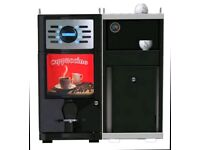 TOP BRAND BEANS TO CUP COFFEE MACHINE WITH FRESH MILK ALL WITH ONE TOUCH ONLY