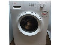 P46 Bosch WAB28061 6kg 1400Spin White A+Rated Washing Machine 1YEAR WARRANTY FREE DEL N FIT