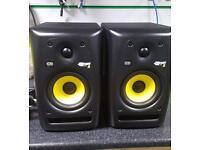 Rokit KRT 5 G2 speakers
