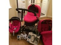 Mamas & Papas Sola2 Limited Edition travel system