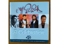 Cliff Richard Book A Celebration 40 Years