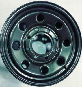 JANTES DACIER / STEEL RIMS 17'' 8 X 180 TAKE OFF HUB 124 APPLICATION GMC ET CHEVROLET
