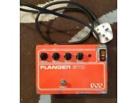 dod flanger 670 (straight from the 80's)