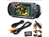 PSP WITH GAMES BRANG NEW