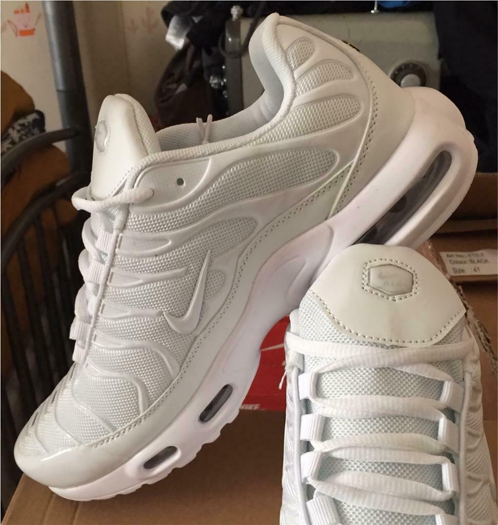 new product a852e b501e BRAND NEW NIKE AIR TNS PLUS BLACK AND BLUE ANY SIZE NIKE TRAINERS MAN AND  KIDS GOOD WHOLESALE S12 | in Halesowen, West Midlands | Gumtree