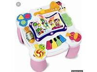 Girls Activity Table