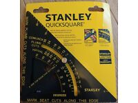 Stanley Quicksquare - barely used