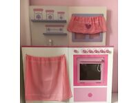 Storage units for child's bedroom or playroom