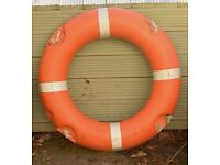 Good as new life buoy