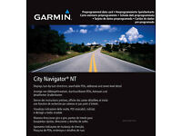 *BRAND NEW Garmin City Navigator NORTH AMERICA CANADA MEXICO 2017 Map + Speed Cam Data Micro SD Card