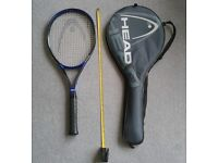 Head genesis 660 tennis raquet
