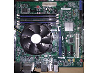 Intel DQ67SW motherboard + Core i5-2400 + 8GB DDR3 RAM perfect working condition