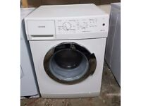 FREE DELIVERY, WARRANTY Siemens 7KG family load, 1600spin washing machine