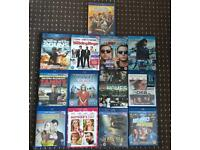 Collection of BluRay Movies
