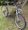 "Merida Dakar Ltd Edition Kids Mountain Bike 17.5"" Excellent Condition and Specification."