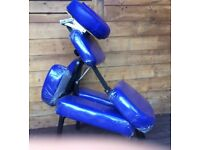 Head massage chair
