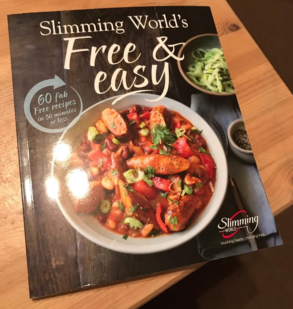 Slimming world 39 s free easy recipe book in spennymoor Slimming world slimming world