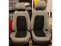 Skoda Fabia VRS cloth seats IMMACULATE
