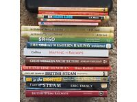 47 Quality railway books