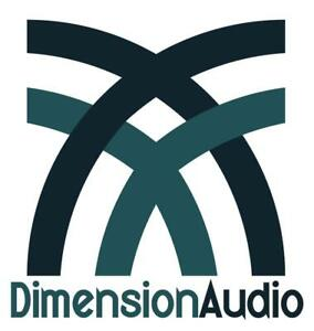Looking for sound production?  Sound tech?  Look no further!  Dimension Audio is here to serve you!